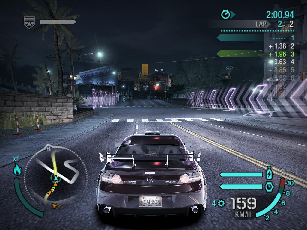 Need For Speed Carbon Wallpapers Video Game Hq Need For Speed
