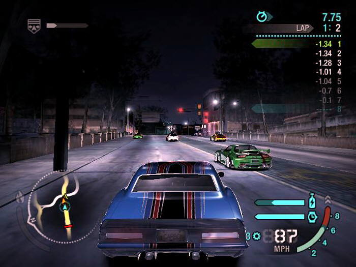 need for speed carbon psp iso download