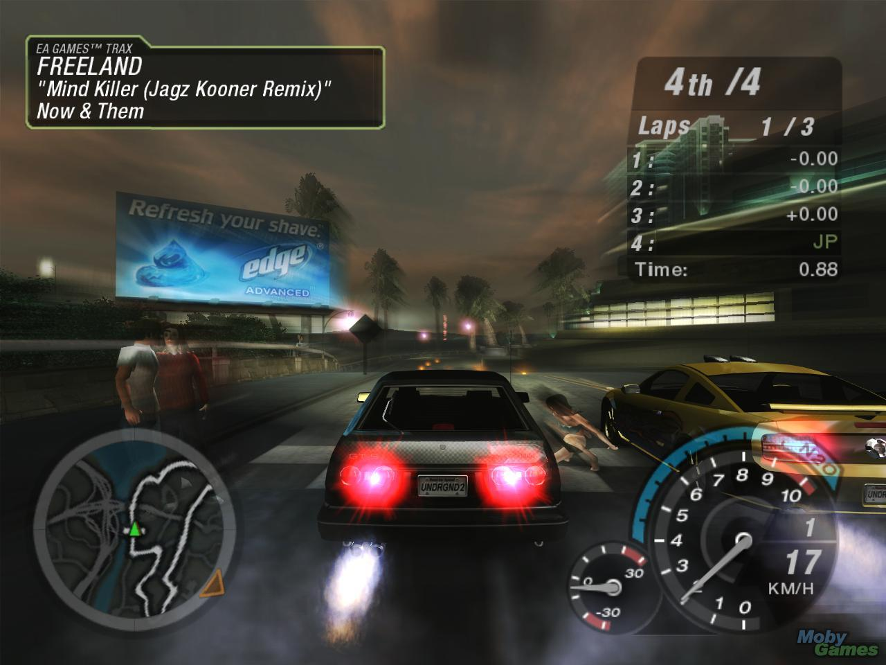 Need for speed underground 2 game download and play free version!