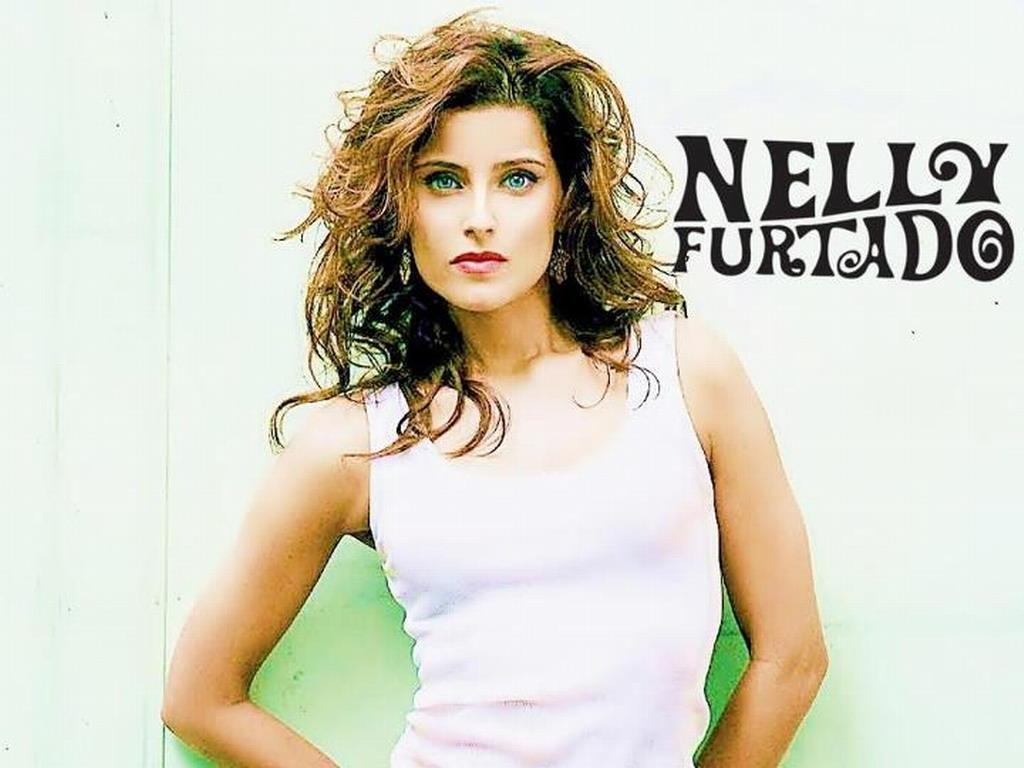 Free Wallpaper - Free Star wallpaper - Nelly Furtado