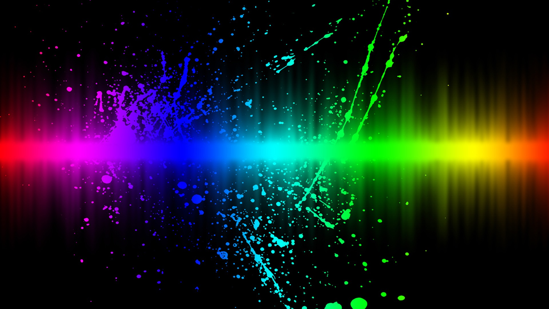Neon Backgrounds on Wallpapers Vista