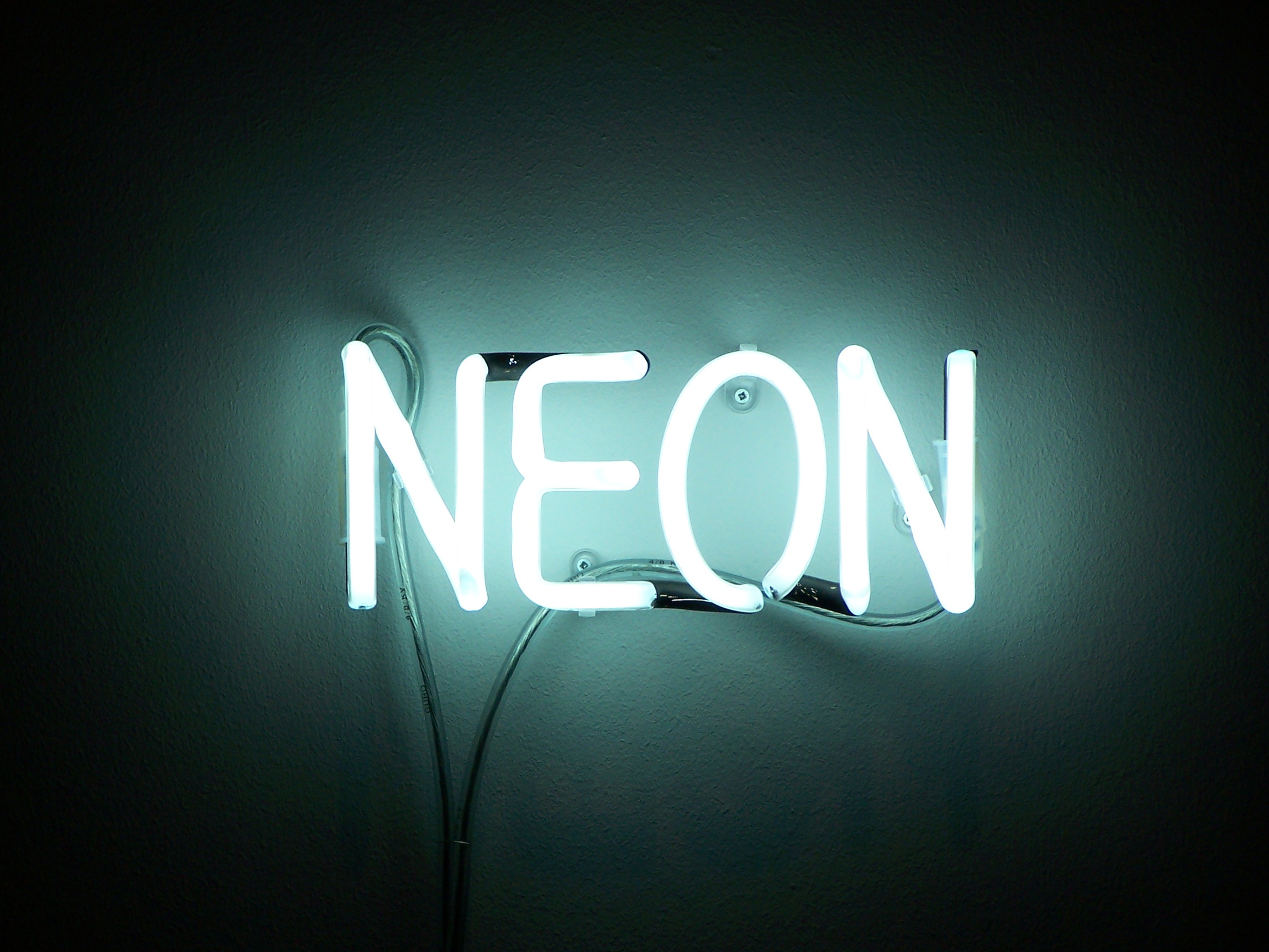Nice Images Collection: Neon Desktop Wallpapers