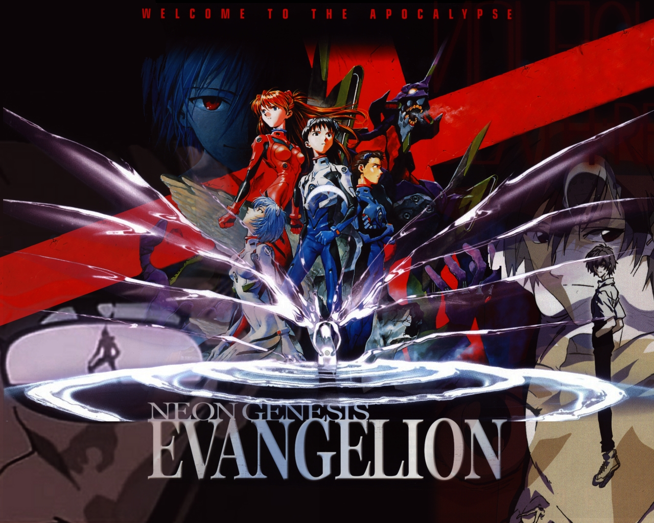 Neon Genesis Evangelion Wallpapers Anime Hq Neon Genesis