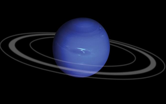High Resolution Wallpaper | Neptune 697x436 px