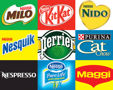 Nestle Pics, Products Collection