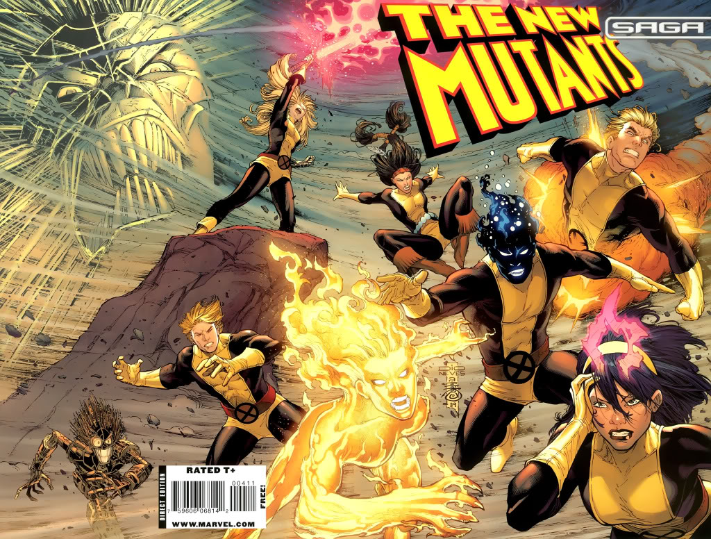 Nice wallpapers The New Mutants 1024x776px