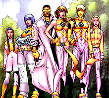 The New Mutants Backgrounds on Wallpapers Vista