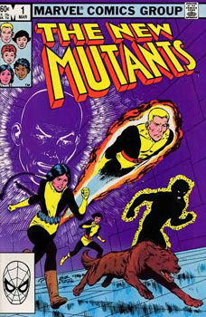 Images of The New Mutants | 228x350