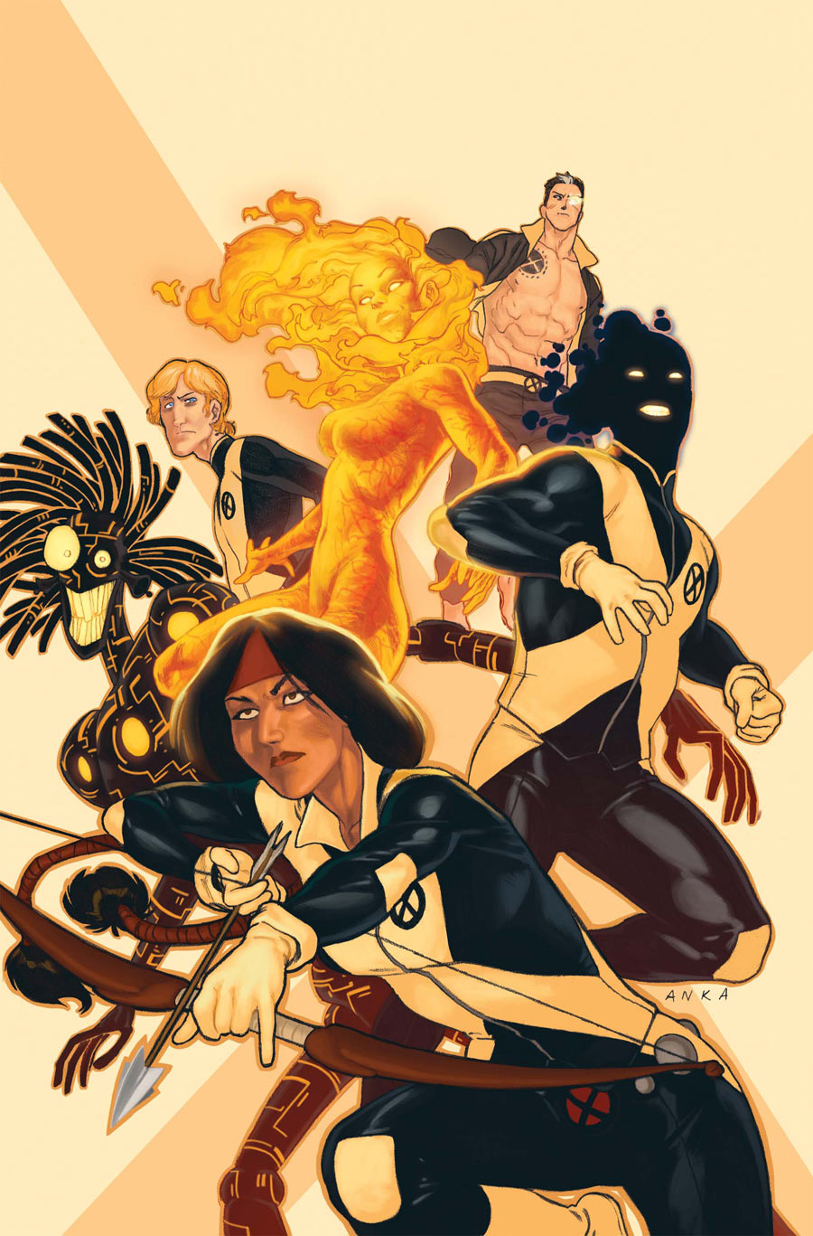 900x1367 > The New Mutants Wallpapers