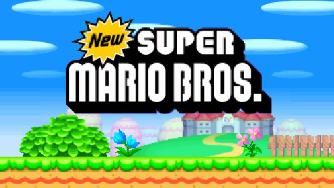 New Super Mario Bros Wallpapers Video Game Hq New Super Mario