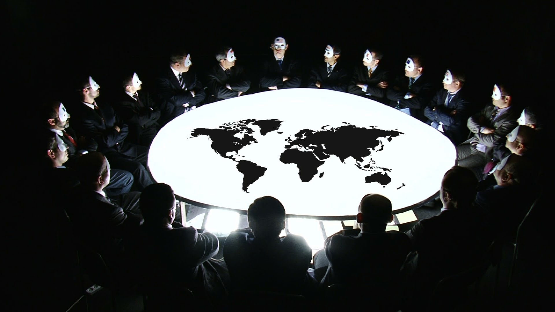 Nice Images Collection: New World Order Desktop Wallpapers