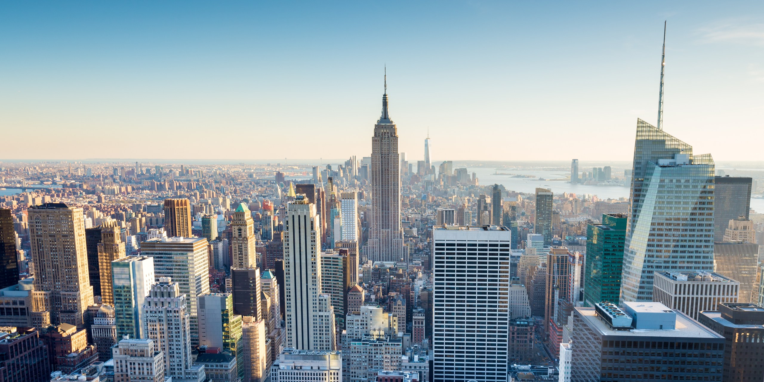 New York Wallpapers Man Made Hq New York Pictures 4k Wallpapers 2019