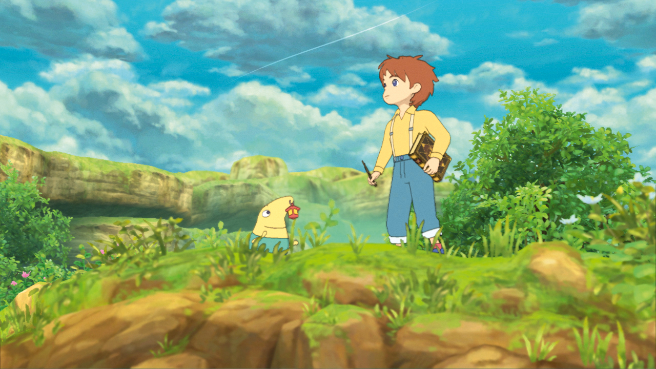 Ni No Kuni Wallpapers Video Game Hq Ni No Kuni Pictures 4k