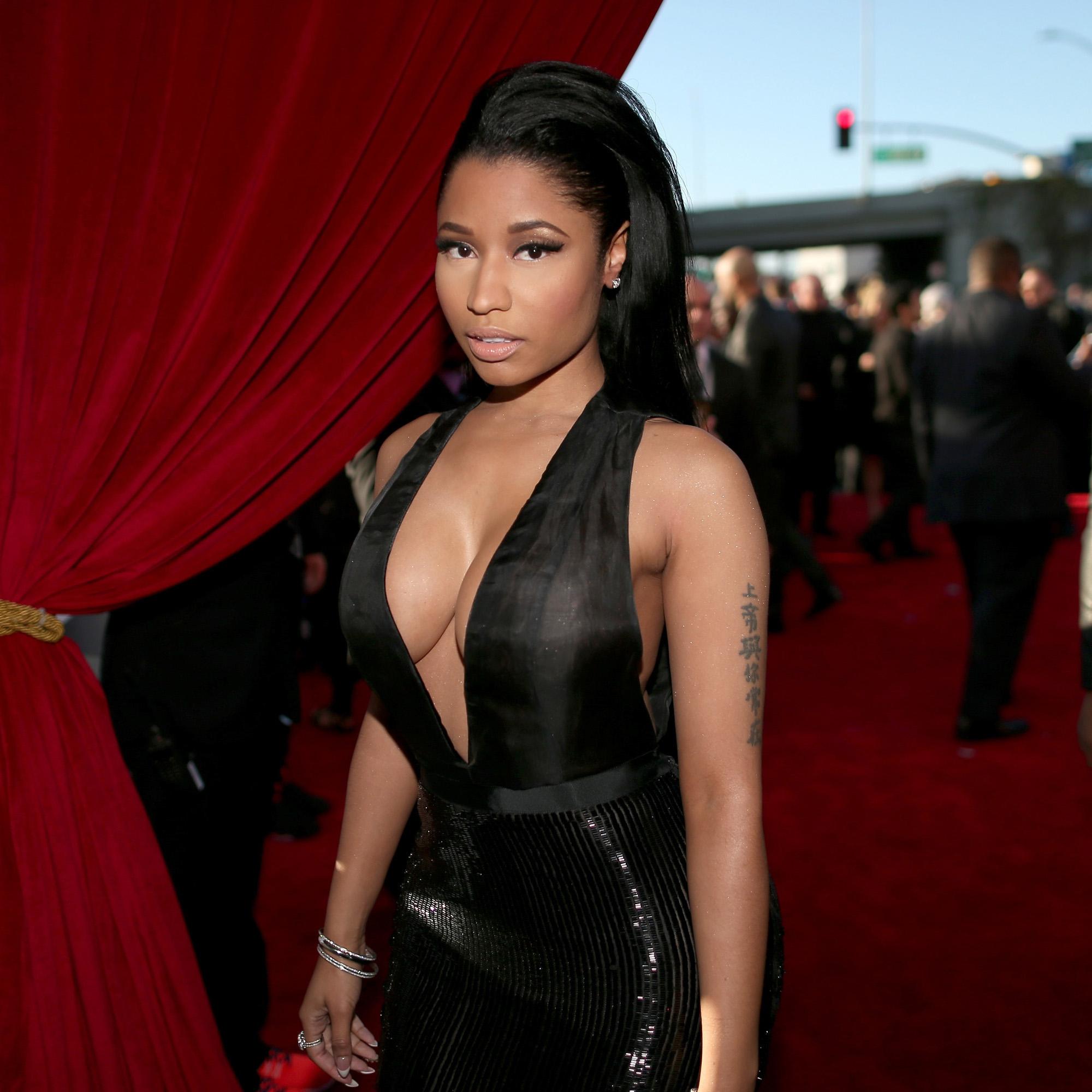 HQ Nicki Minaj Wallpapers   File 582.58Kb