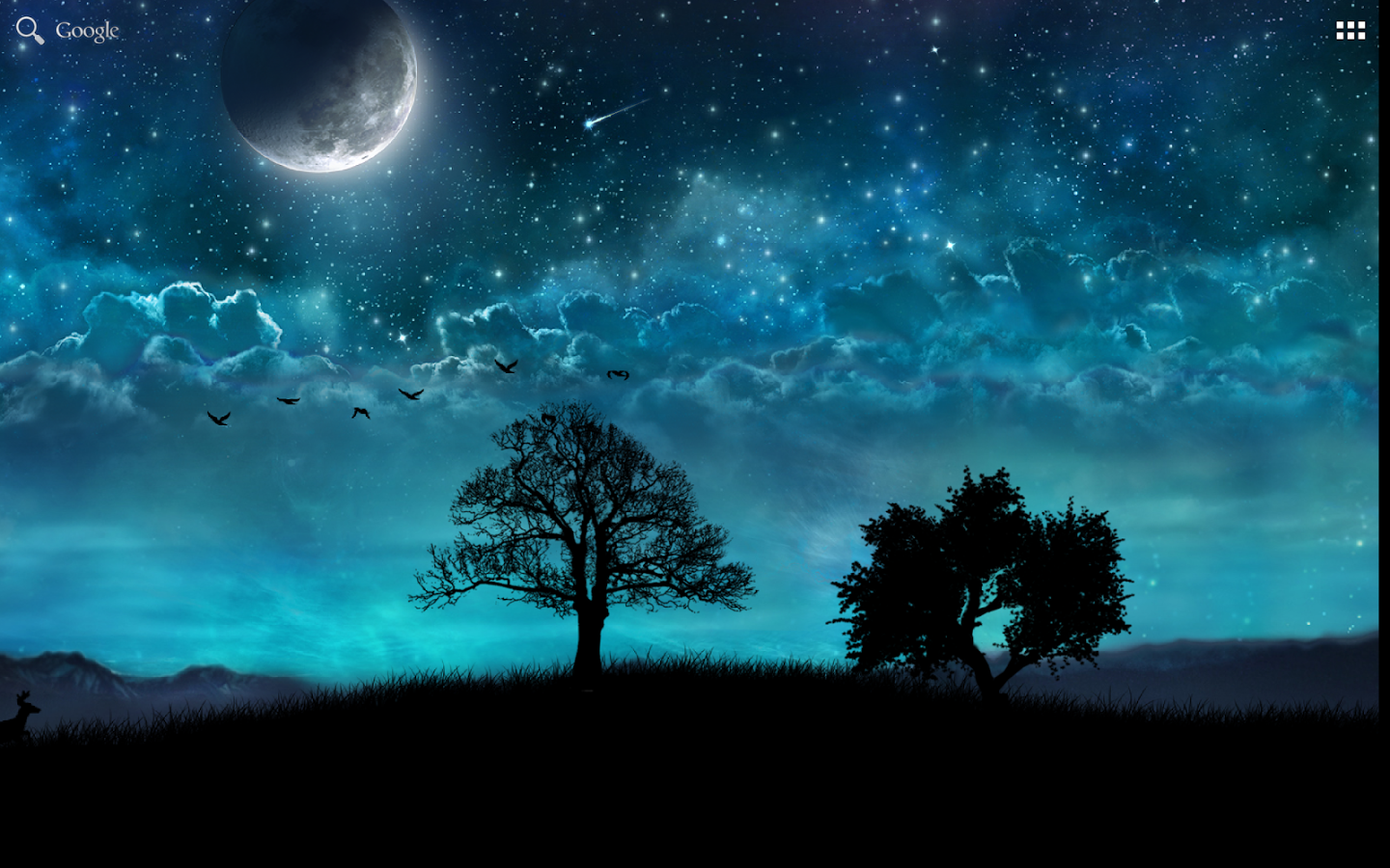 Night Backgrounds, Compatible - PC, Mobile, Gadgets| 1440x900 px