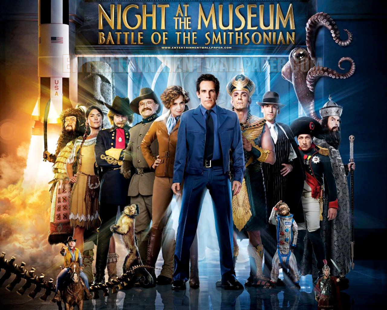 HQ Night At The Museum Wallpapers   File 342.4Kb