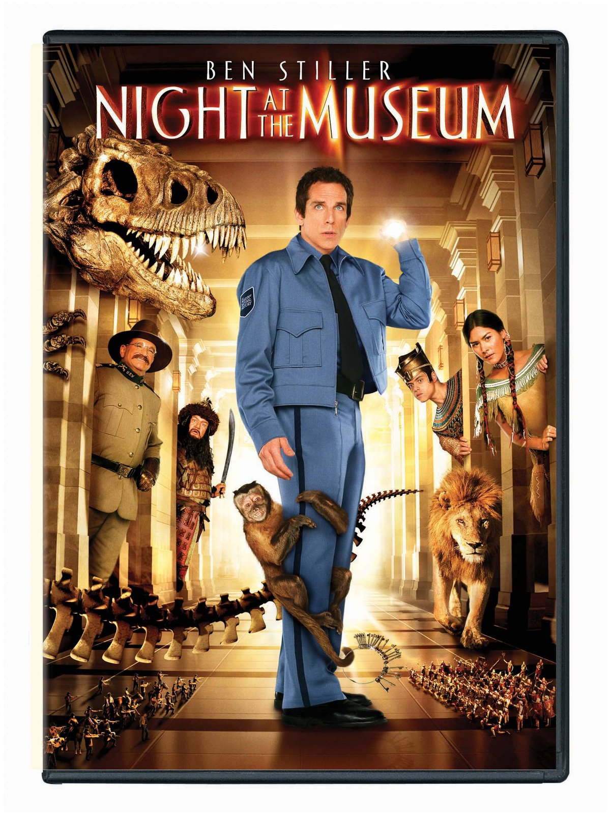 Images of Night At The Museum   1203x1600