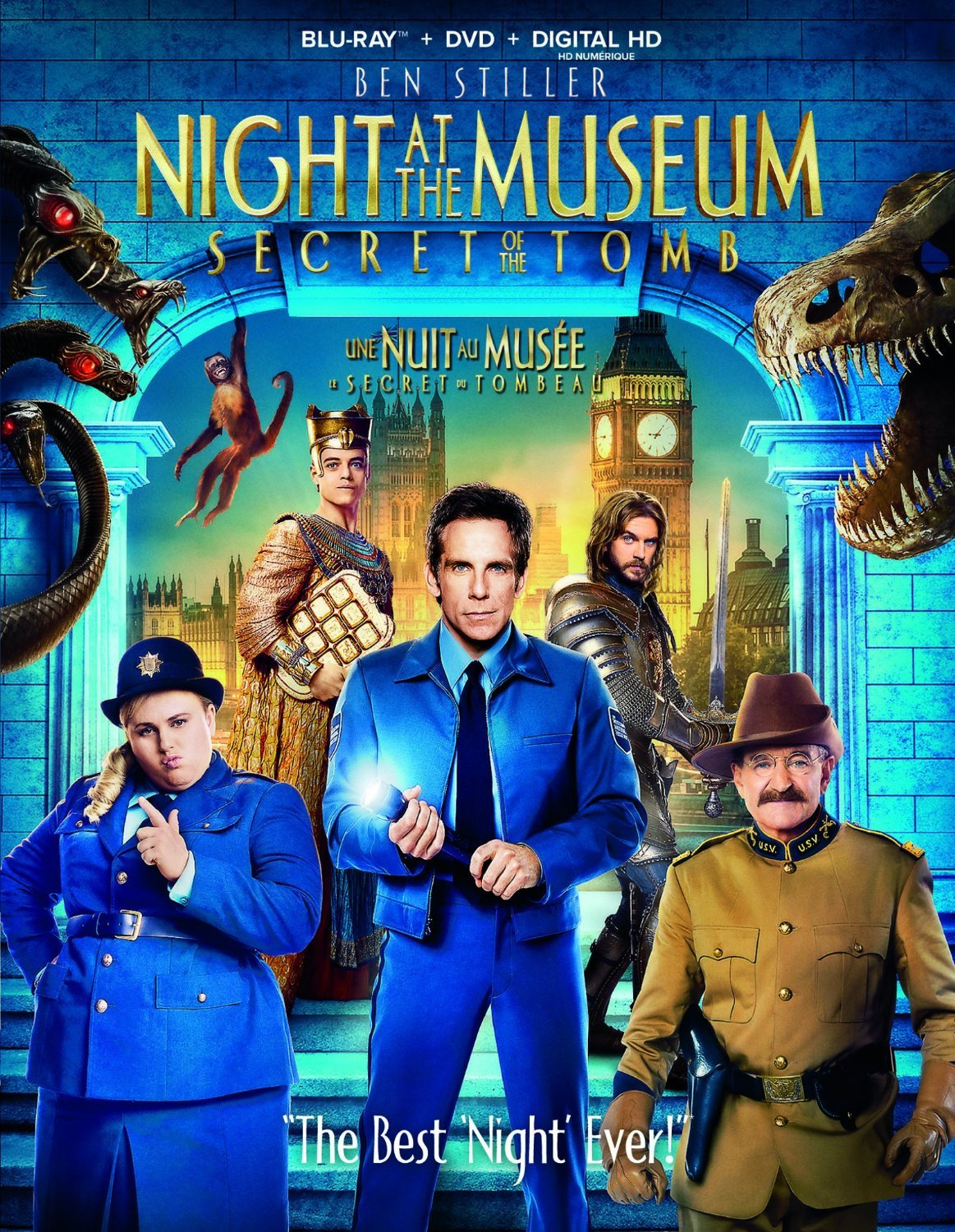 Night At The Museum: Secret Of The Tomb Backgrounds on Wallpapers Vista