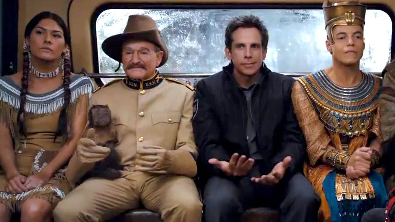 Night At The Museum Pics, Movie Collection