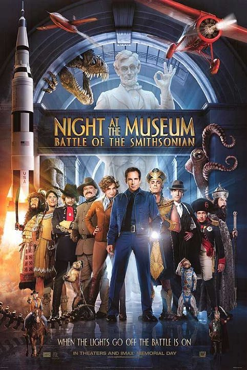 482x720 > Night At The Museum Wallpapers