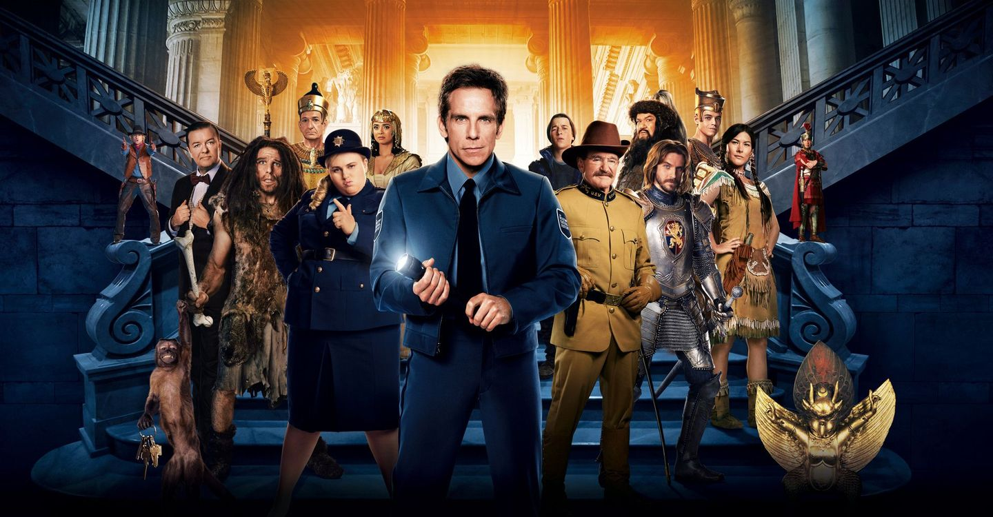 HD Quality Wallpaper | Collection: Movie, 1440x750 Night At The Museum: Secret Of The Tomb