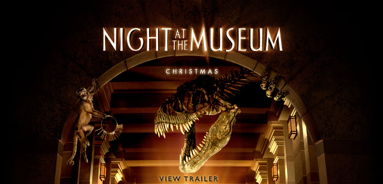 Night At The Museum High Quality Background on Wallpapers Vista