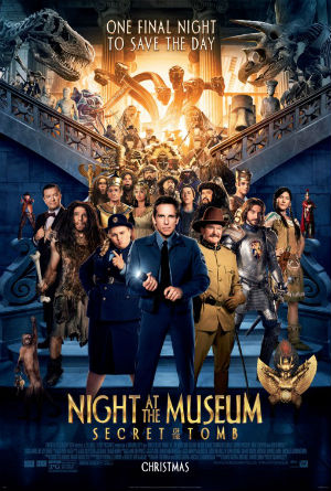 Night At The Museum: Secret Of The Tomb High Quality Background on Wallpapers Vista