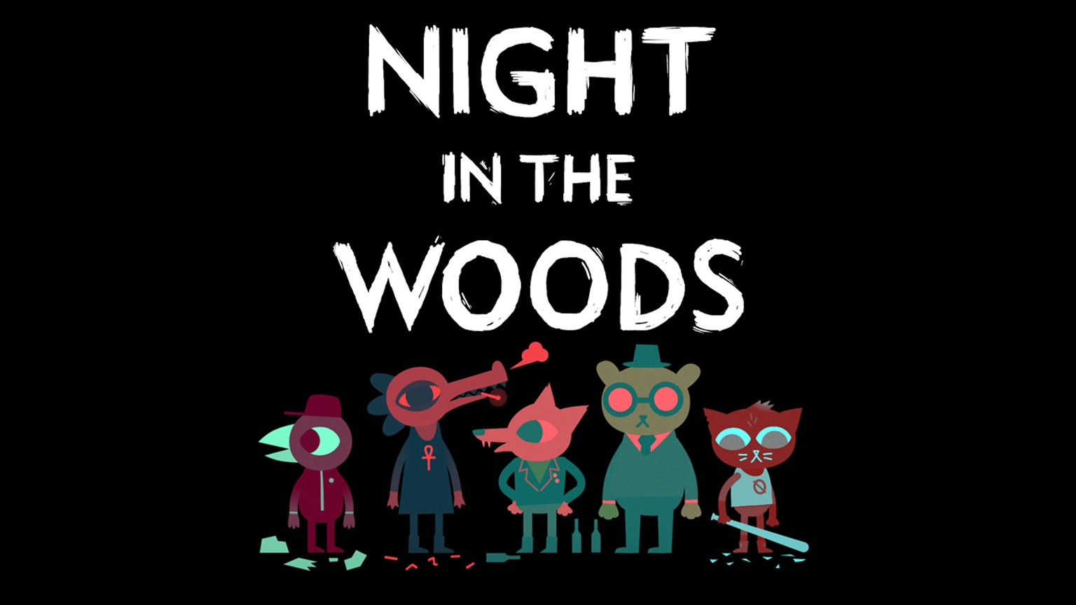Most Viewed Night In The Woods Wallpapers 4k Wallpapers