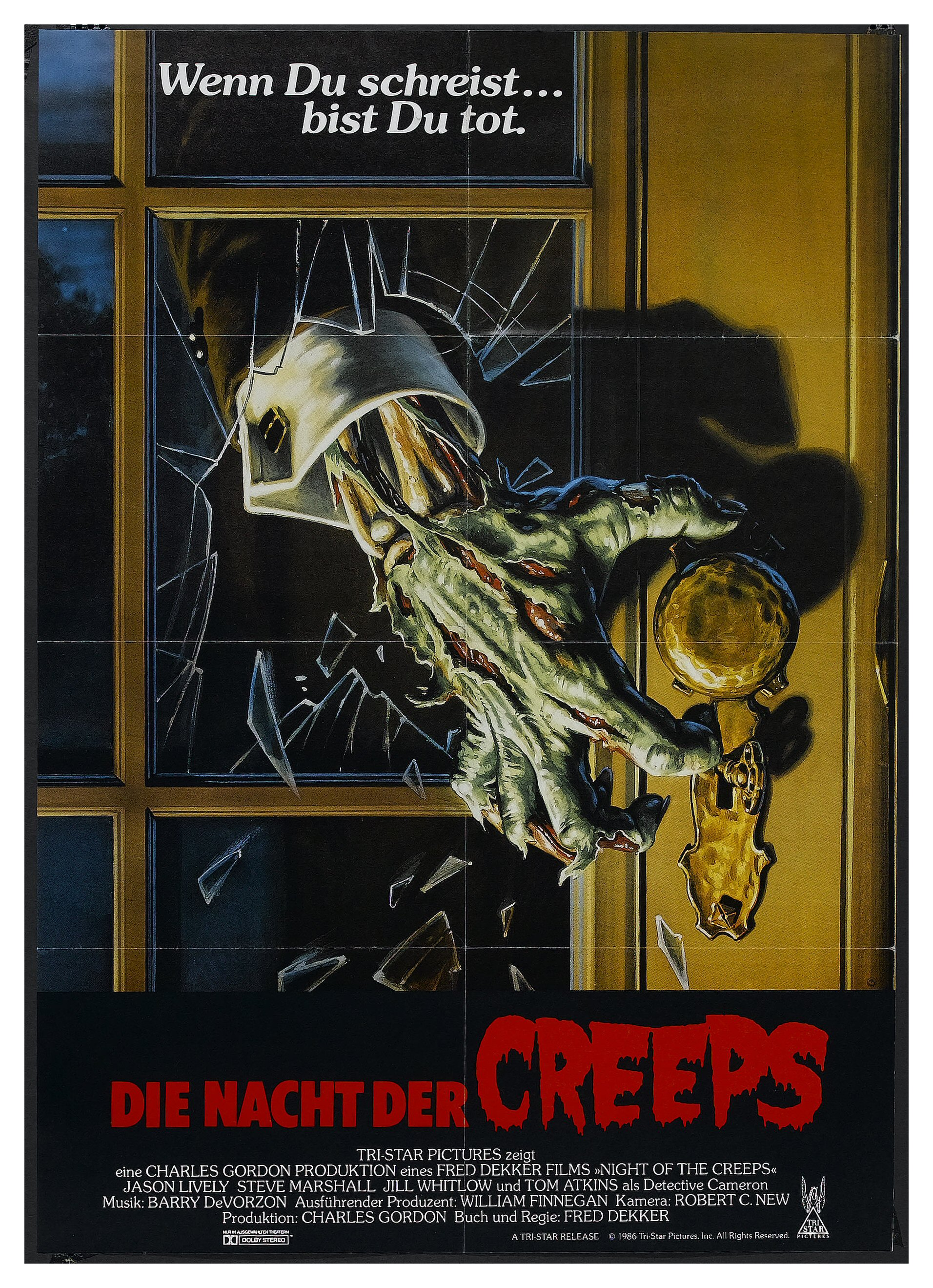 Night Of The Creeps Backgrounds, Compatible - PC, Mobile, Gadgets  1912x2638 px
