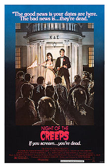 Images of Night Of The Creeps   220x338