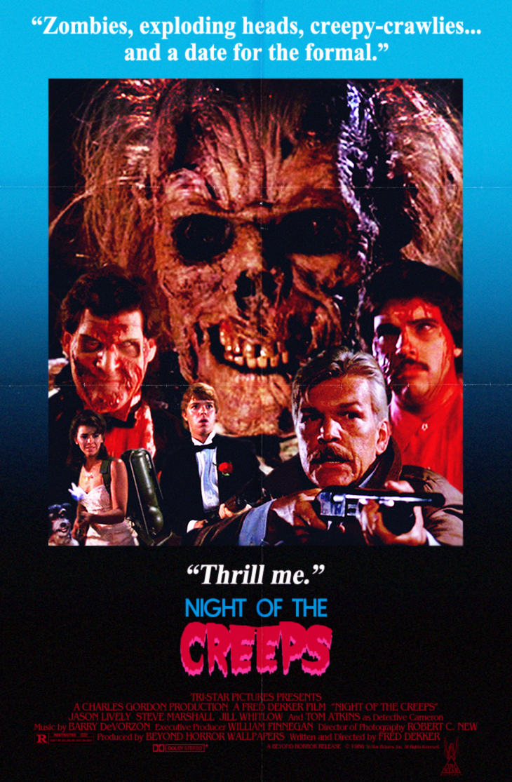 Amazing Night Of The Creeps Pictures & Backgrounds
