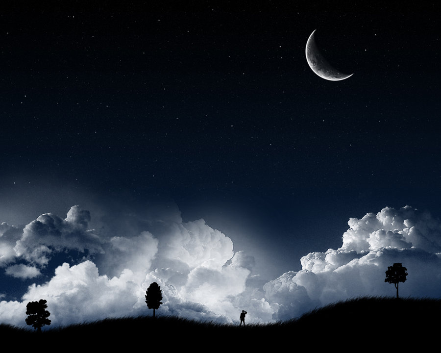 Night Backgrounds, Compatible - PC, Mobile, Gadgets| 900x720 px