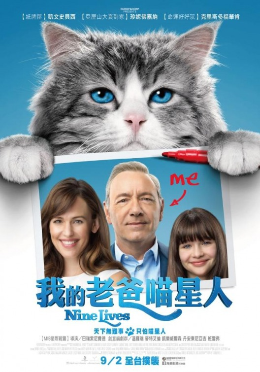 Nine Lives Pics, Movie Collection