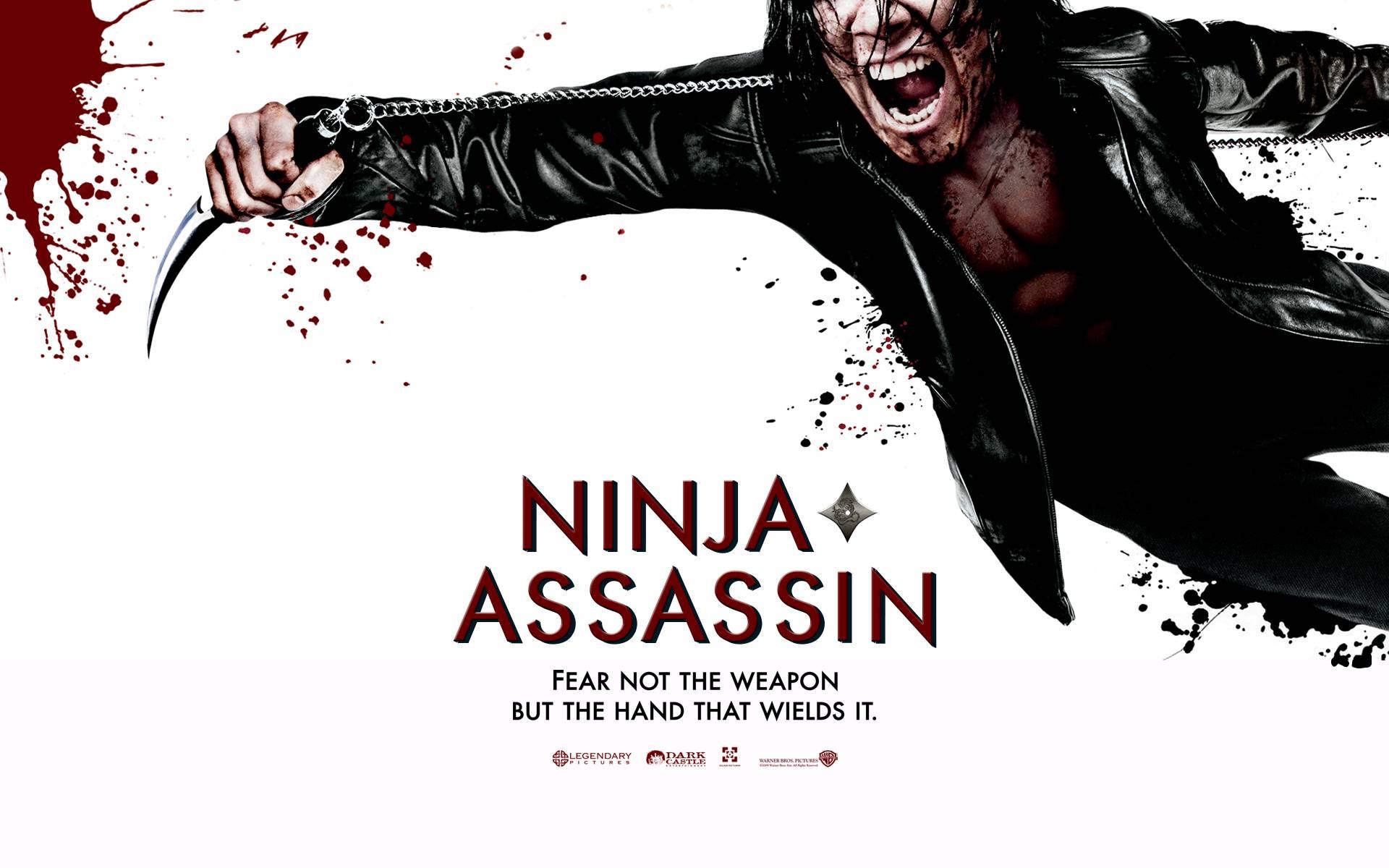 Nice Images Collection: Ninja Assassin Desktop Wallpapers
