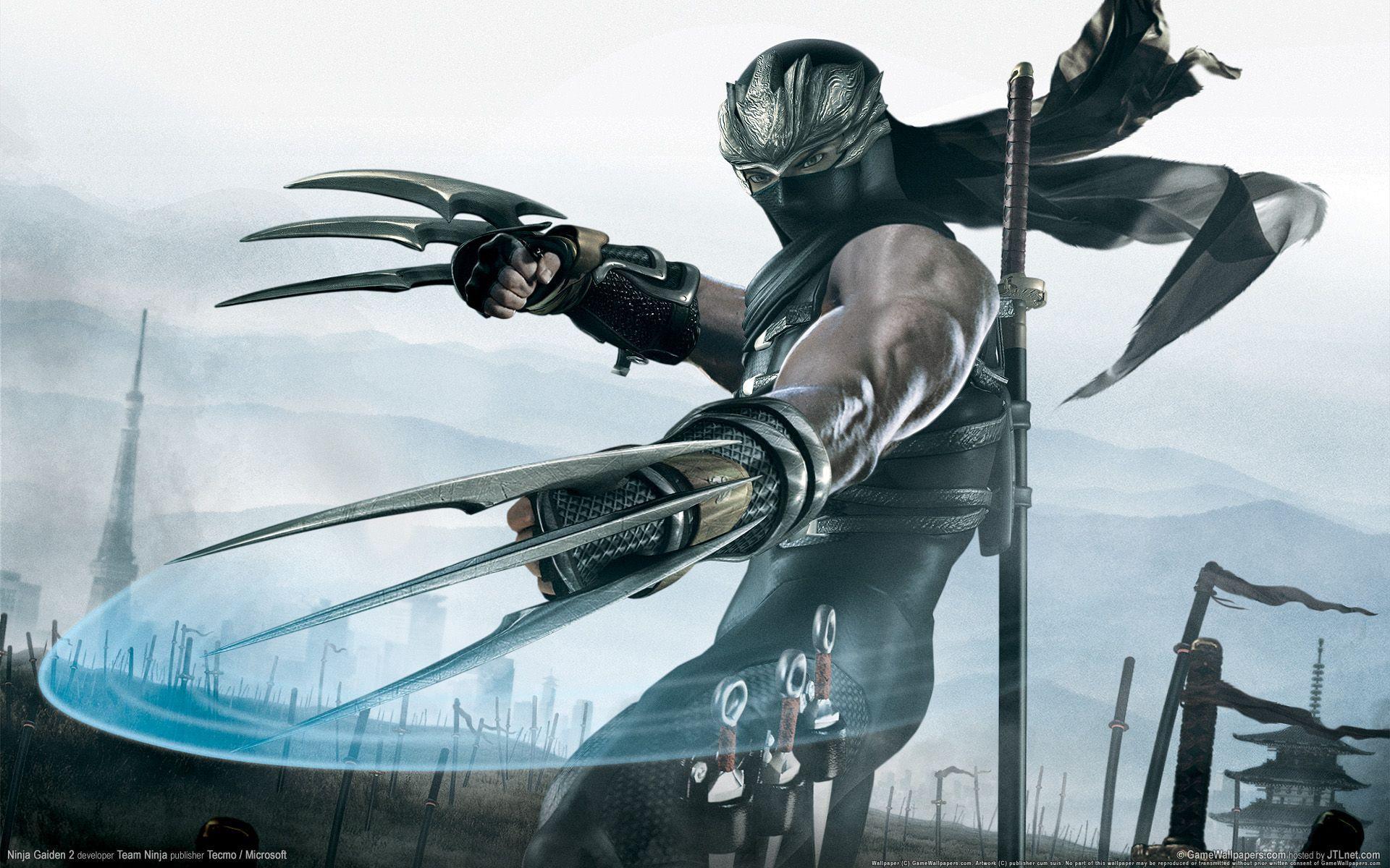 Ninja Assassin Backgrounds on Wallpapers Vista