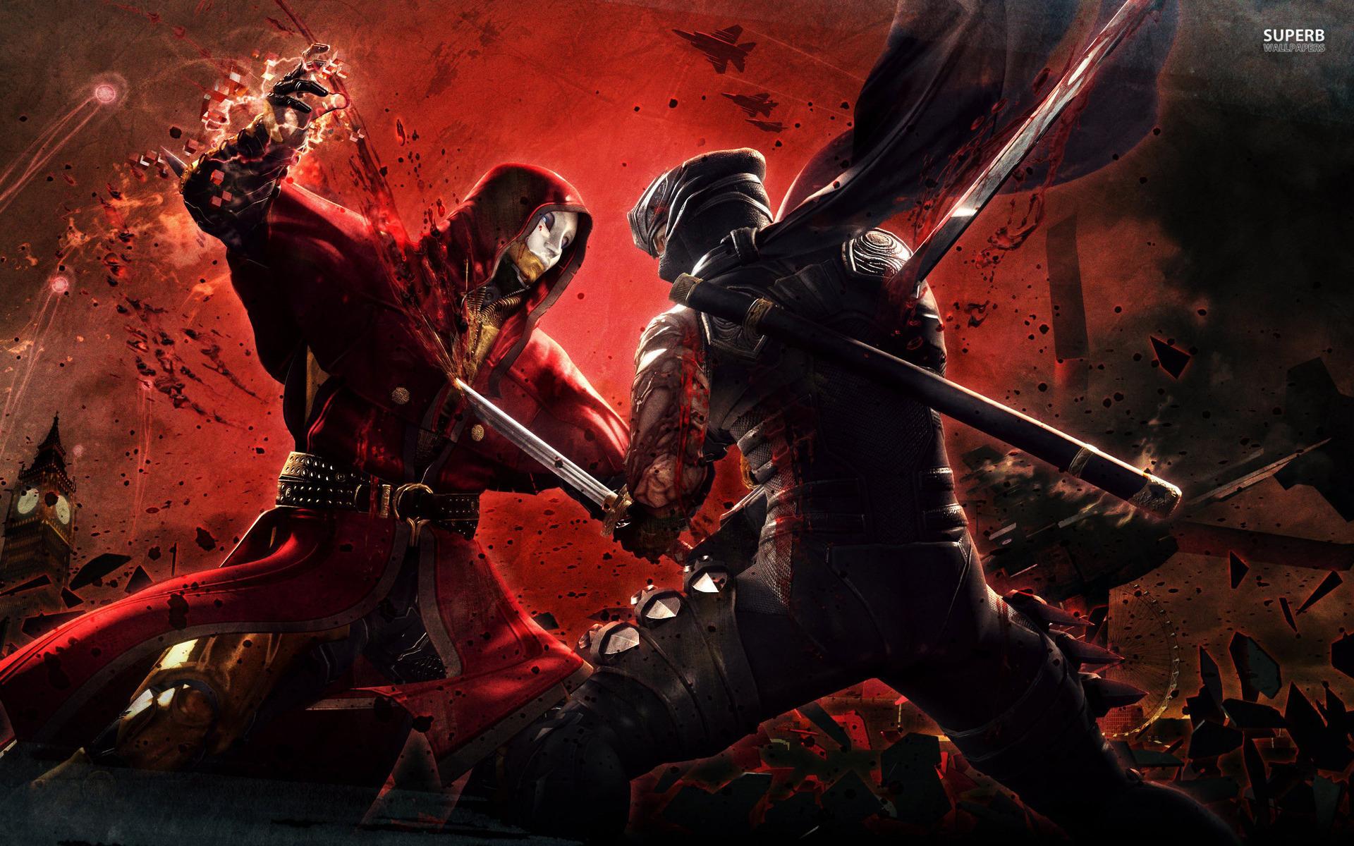 Ninja Gaiden 3 Wallpapers Video Game Hq Ninja Gaiden 3 Pictures 4k Wallpapers 2019