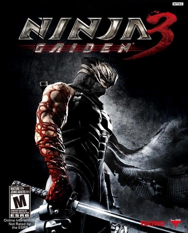 Ninja Gaiden 3 Wallpapers Video Game Hq Ninja Gaiden 3 Pictures