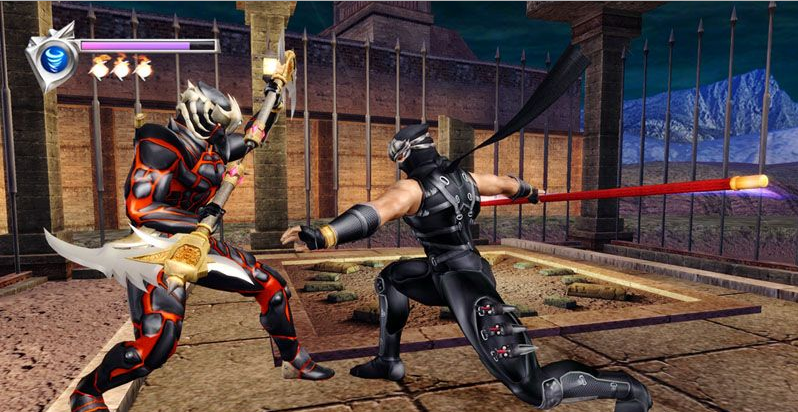Ninja Gaiden Black Wallpapers Video Game Hq Ninja Gaiden Black