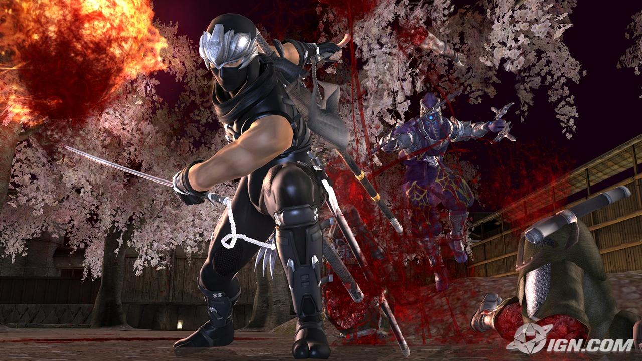 Ninja Gaiden Sigma 2 Wallpapers Video Game Hq Ninja Gaiden Sigma