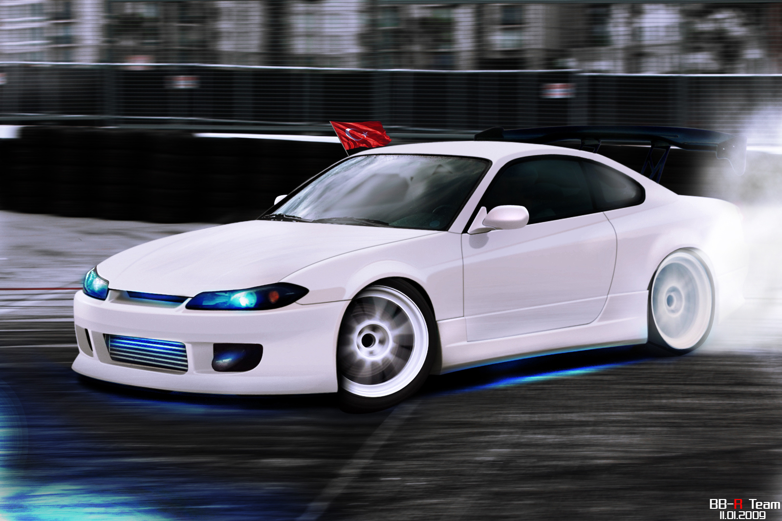 Nissan Silvia S15 Wallpapers Vehicles Hq Nissan Silvia S15 Pictures 4k Wallpapers 2019