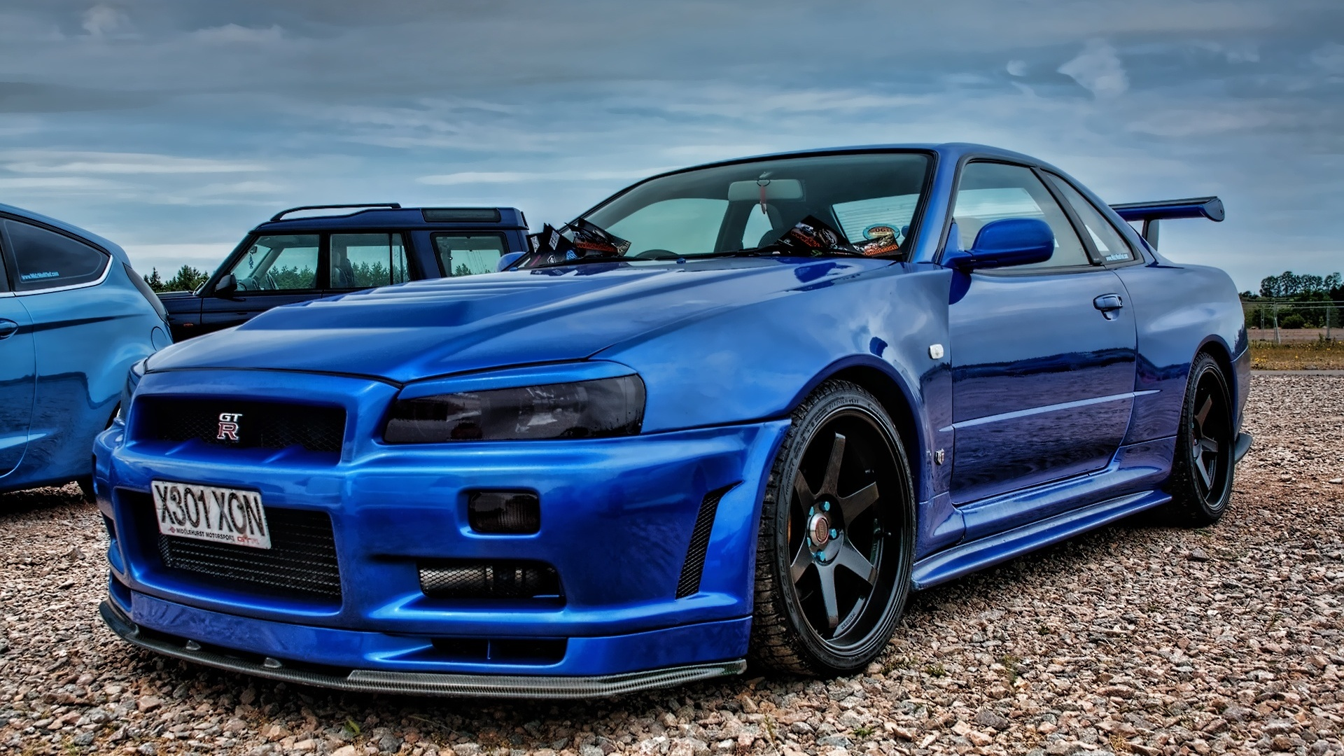 Nissan Skyline R34 Wallpapers Vehicles Hq Nissan Skyline R34