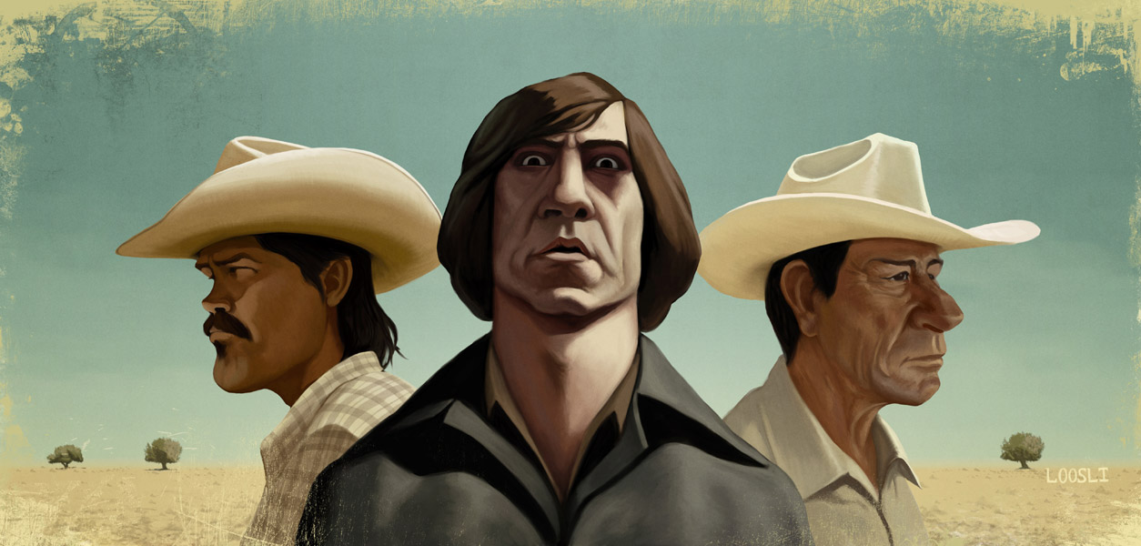 Nice Images Collection: No Country For Old Men Desktop Wallpapers