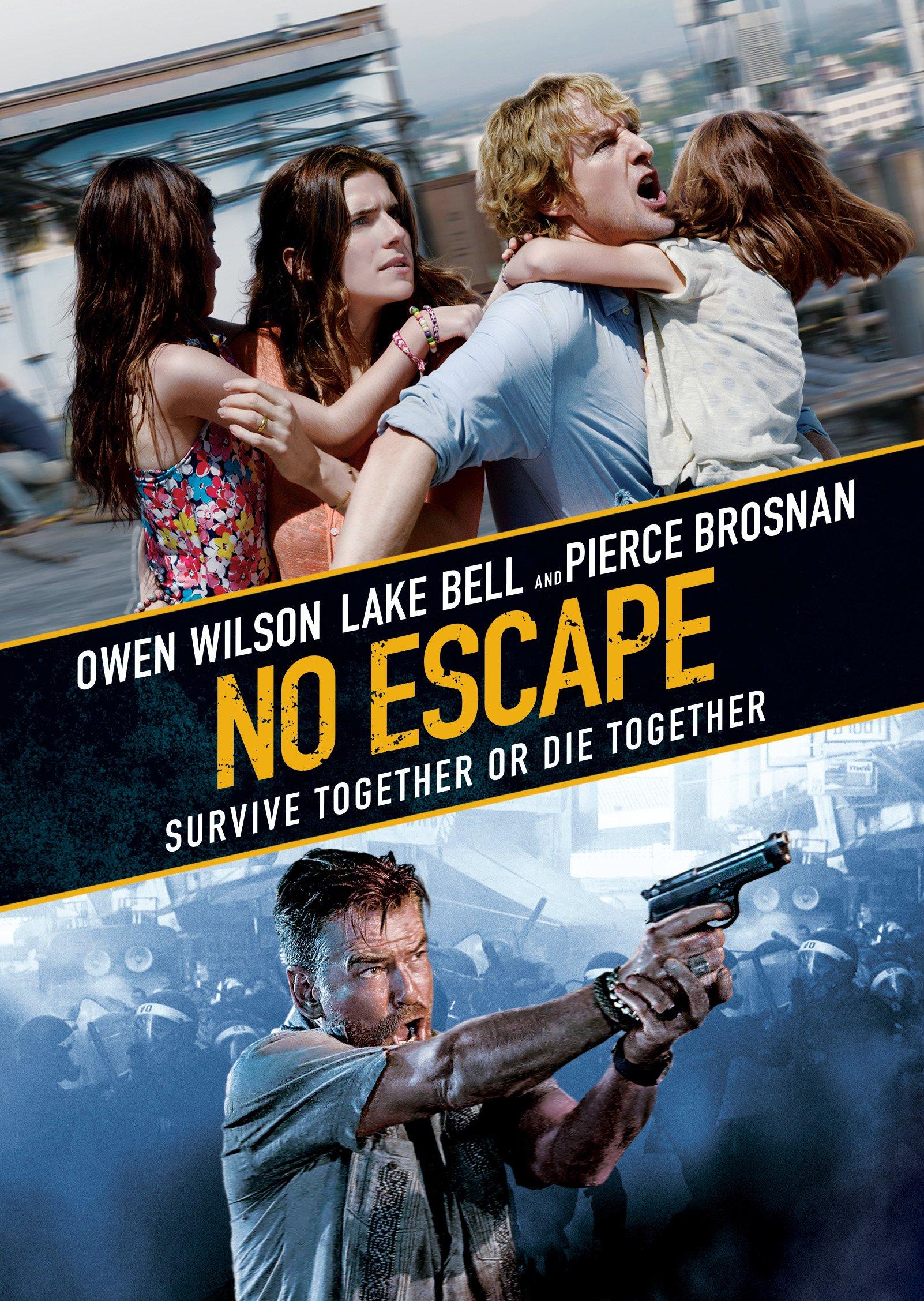 Images of No Escape | 1602x2255