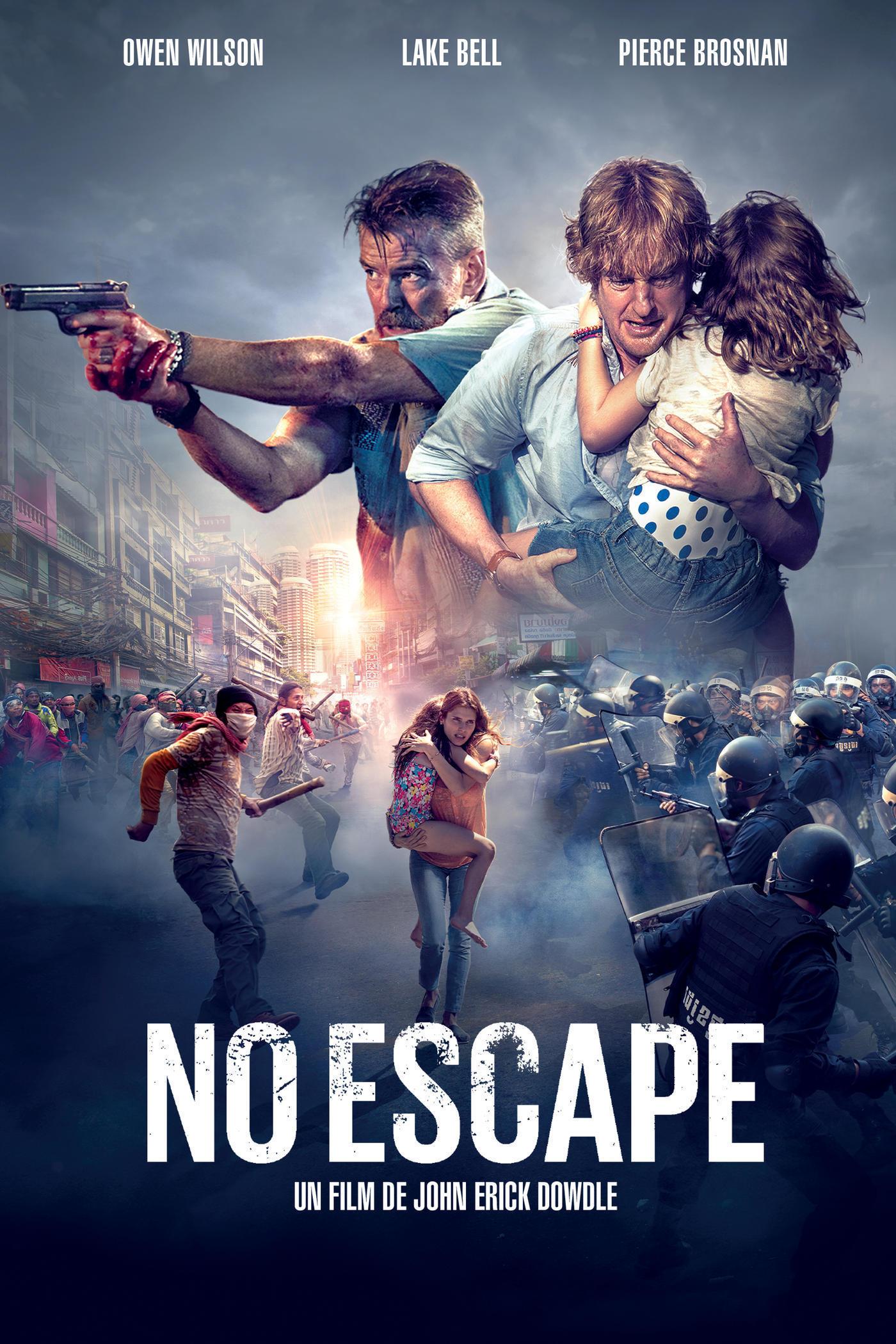 Nice Images Collection: No Escape Desktop Wallpapers