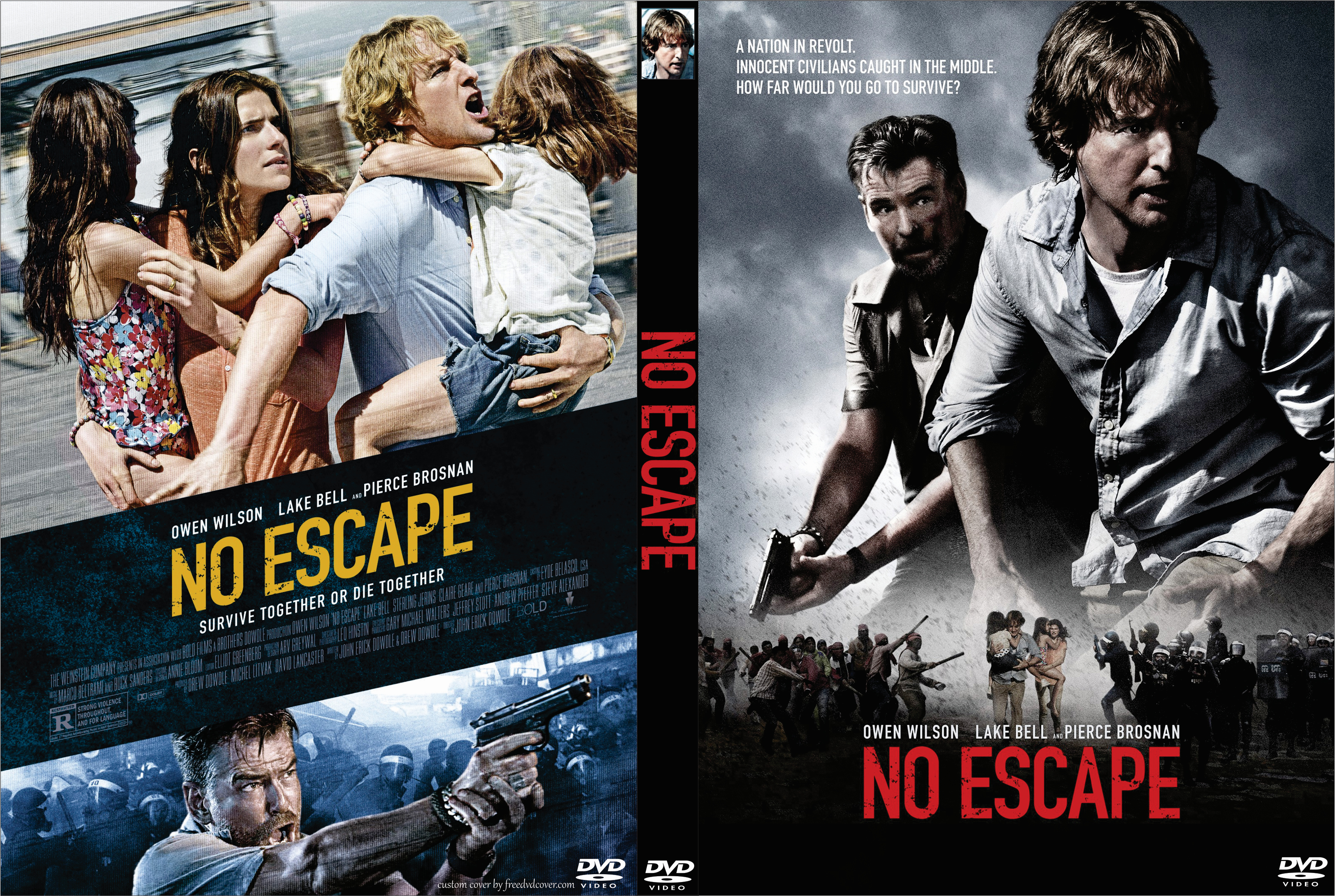 3244x2178 > No Escape Wallpapers