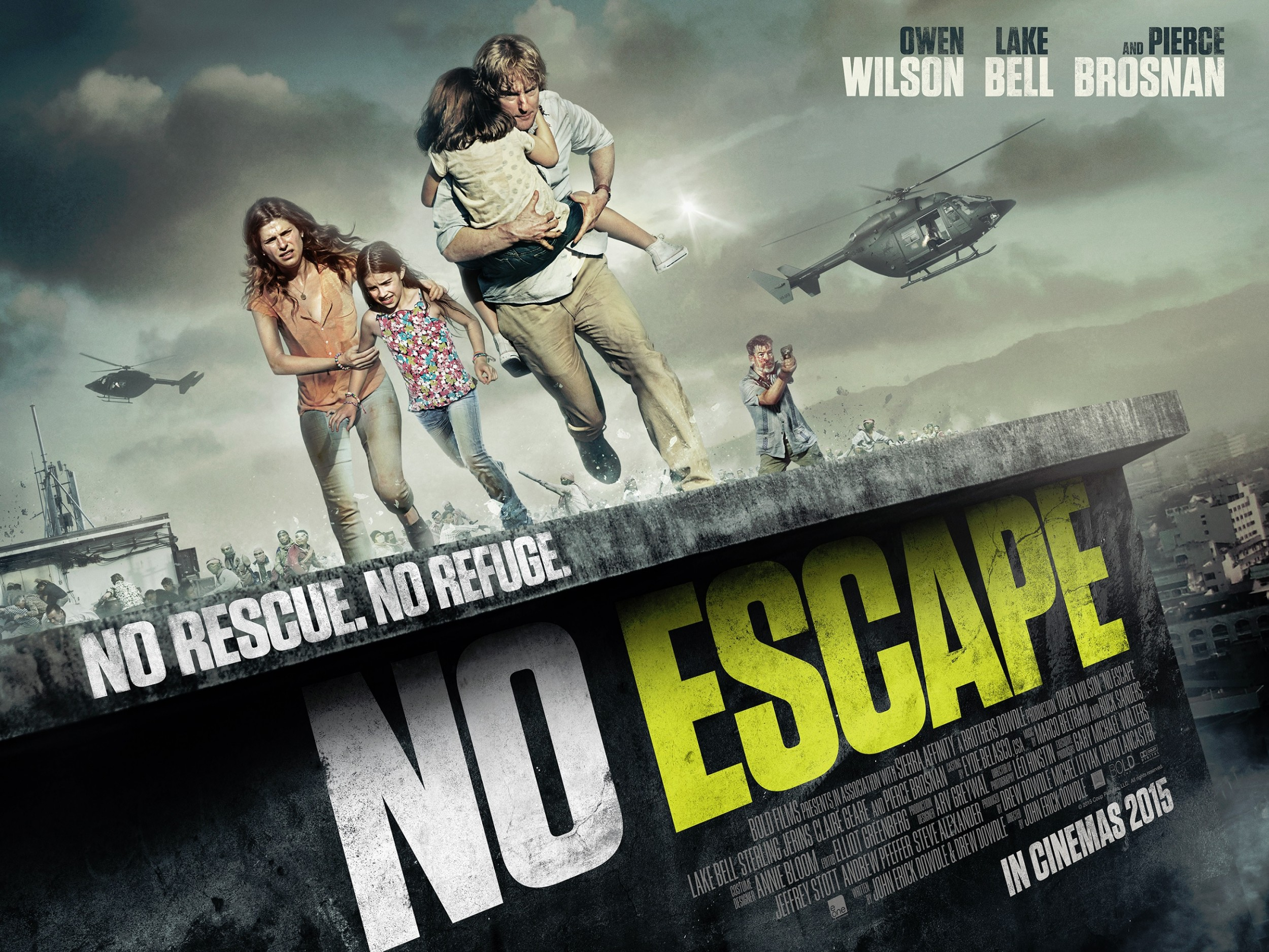 HQ No Escape Wallpapers | File 1183.54Kb