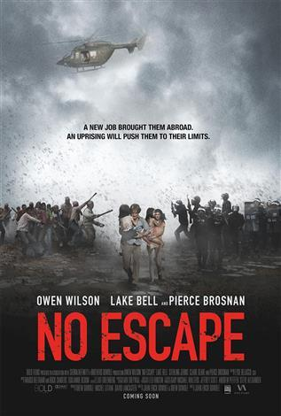 317x470 > No Escape Wallpapers