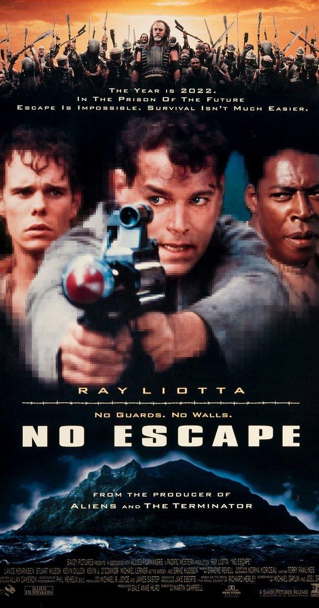 HQ No Escape Wallpapers | File 156.34Kb