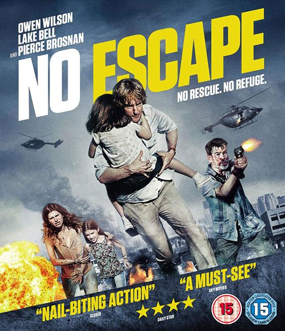 No Escape Pics, Movie Collection