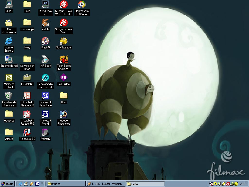 Nocturna Backgrounds on Wallpapers Vista